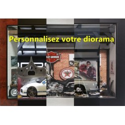 DIORAMA PERSONNALISABLE