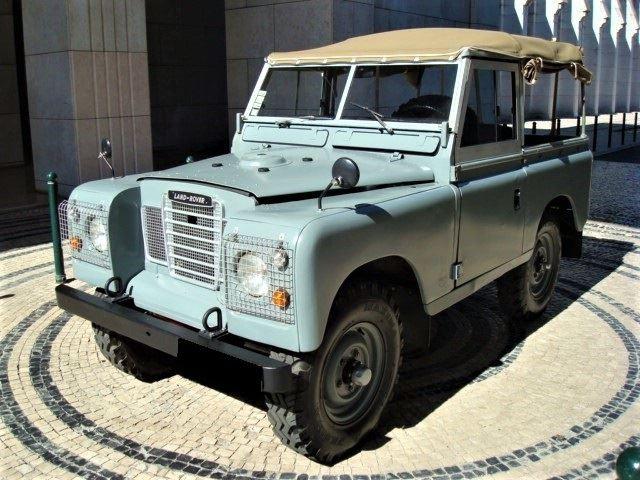 land rover regular 88 serie 3 diesel. Black Bedroom Furniture Sets. Home Design Ideas