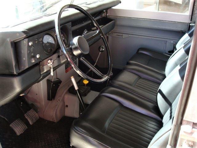 Land Rover Regular 88 Serie 3 Diesel