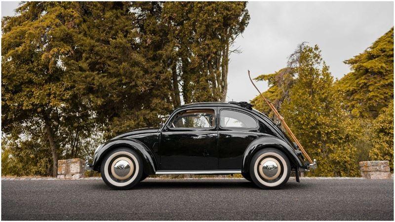 volkswagen vw cox beetle 1200 toit ouvrant rag top split window 1952 vitre separe coccinelle. Black Bedroom Furniture Sets. Home Design Ideas