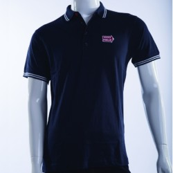 POLO BLEU MADE IN ITALY HOMME