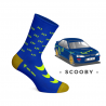 CHAUSSETTES SCOOBY