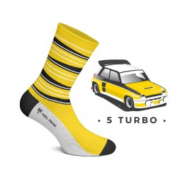 CHAUSSETTES 5 TURBO