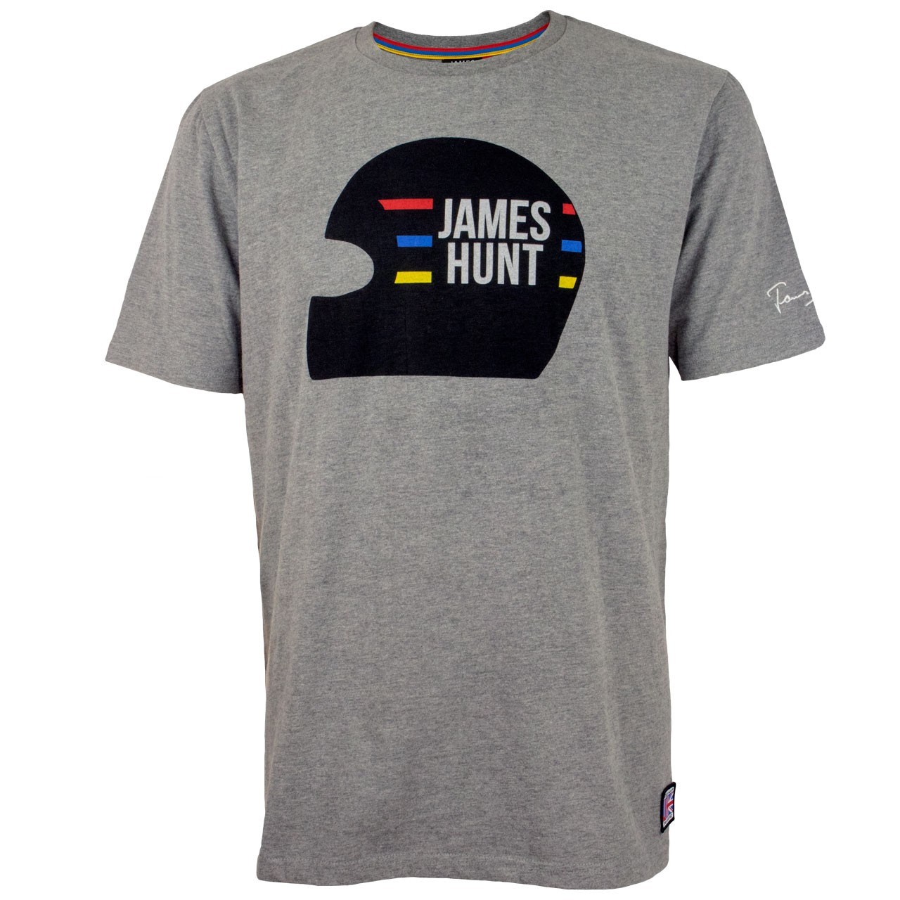 JAMES HUNT T-SHIRT NURBURGRING