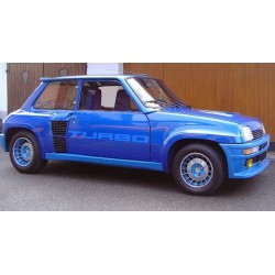 RENAULT 5 TURBO 1 BLEU