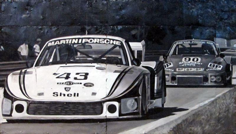 MARTINI RACING PORSCHE 1978