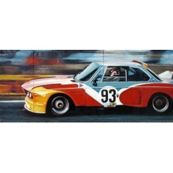 BMW 30CSL 1975
