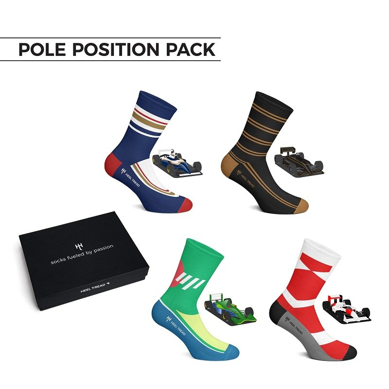 PACK POLE POSITION