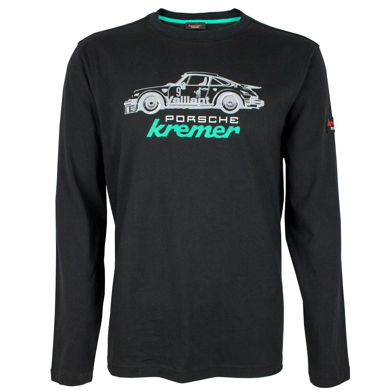 KREMER RACING T-SHIRT ML PORSCHE 911 CARRERA