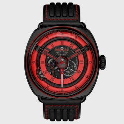 REBELLION TWENTY-ONE GMT NOIR ROUGE
