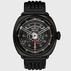 REBELLION TWENTY-ONE GMT NOIR GRISE