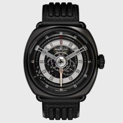 REBELLION TWENTY-ONE GMT TM NOIR GRISE