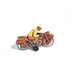 MOTO A FRICTION JOSEF