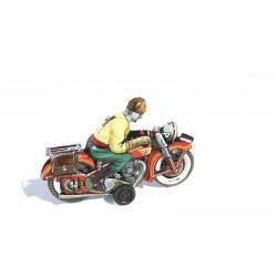 MOTO A FRICTION  PATRICK