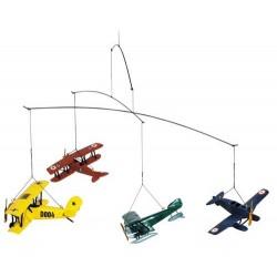 Authentic Models - Mobile Escadrille Colorée