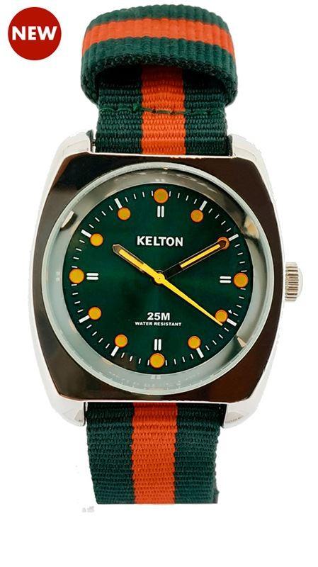 KELTON RC2 NATO VERT ROUGE