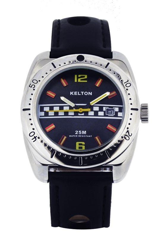 KELTON RACING NOIR
