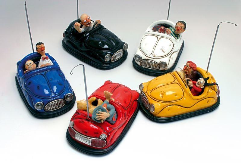 AUTO-TAMPONNEUSES