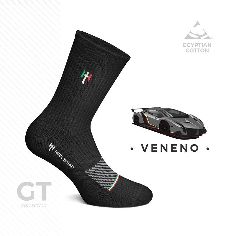 CHAUSSETTES  VENENO GT