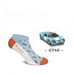 CHAUSSETTES BASSES GT40