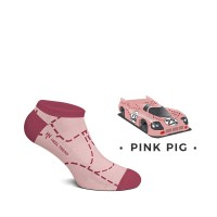 CHAUSSETTES BASSES PINK PIG