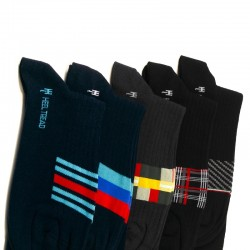 PACK 5 CHAUSSETTES GT