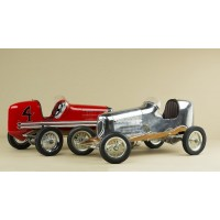 REPRODUCTION SPINDIZZY - VOITURE CIRCULAIRE ROUGE