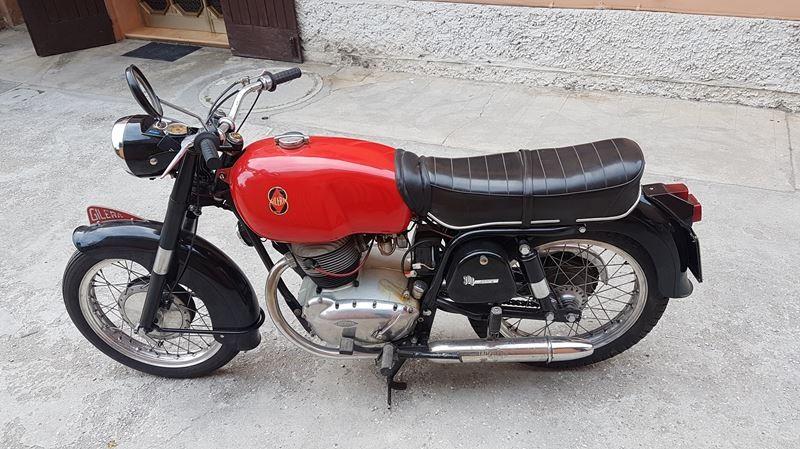 GILERA B300 EXTRA