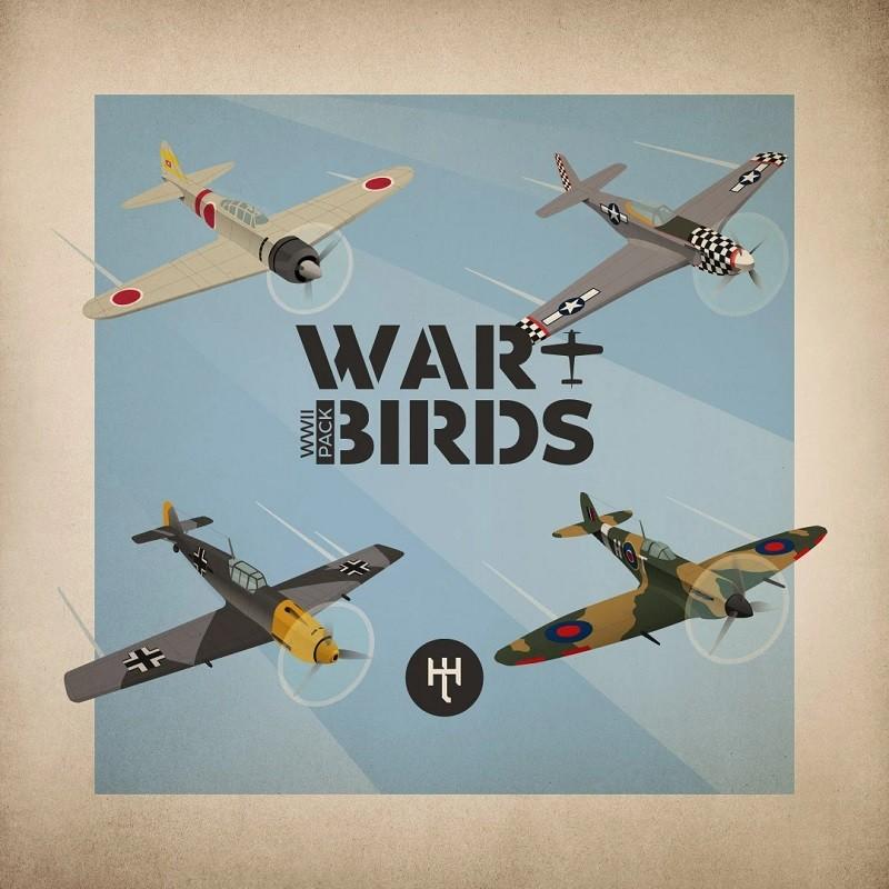 PACK WARBIRDS