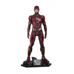 STATUE TAILLE REELLE THE FLASH JUSTICE LEAGUE