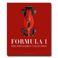 FORMULA 1 THE IMPOSSIBLE COLLECTION
